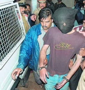 Pak authorities arrested Fahad on October 27, 2006 as he was plotting with others to attack the Vidhan Soudha in Bangalore. Pic: ISVG