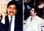 L to R: Dawood Ibrahim, Iqbal Mirchi