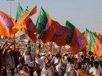 BJP_flags_AFP1