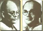 Sarat and Subhas Chandra Bose