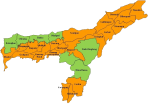 AssamDistricts
