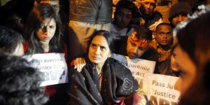 Release of man convicted over Delhi gang-rape sparks protests