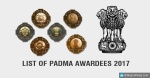 List-of-Padma-awardees-2017