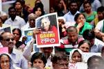 Protest over death of journalist Gauri Lankesh